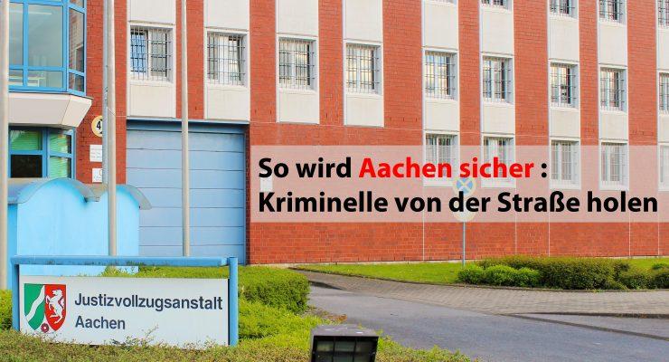 Bürgerstreife sorgt für Ordnung in Aachen – Totalversagen von CDU und SPD