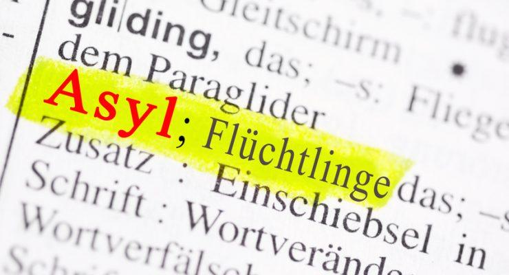"Über den Missbrauch des Begriffes ""Flüchtling"""