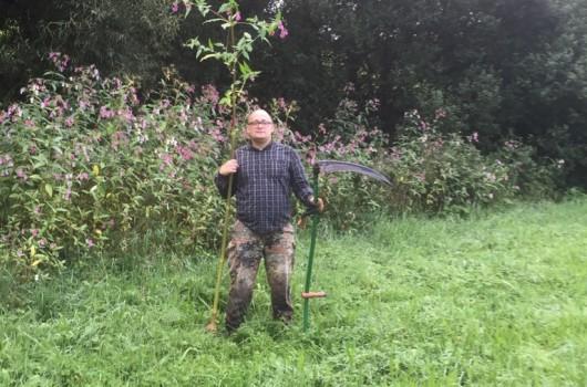 Umweltschutz in Aachen: Gefahren durch Neobiotia – Qualität der heimischen Fließgewässer